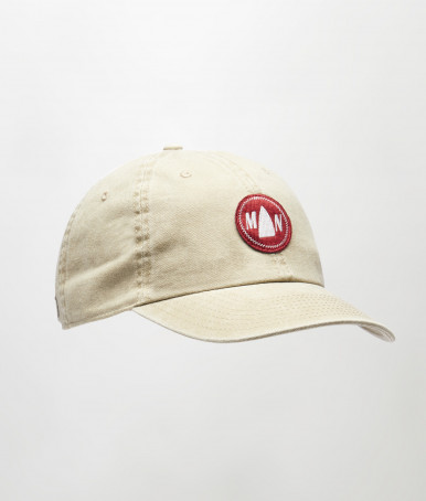 WASHED COTTON HAT