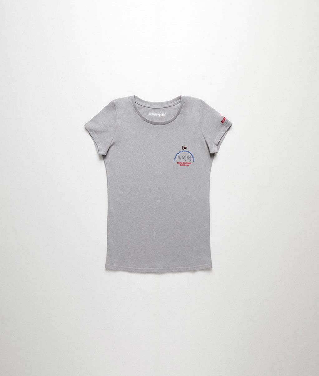 T-shirt donna Murphy e Nye Barcolana