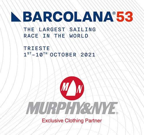 Murphy & Nye partner Barcolana
