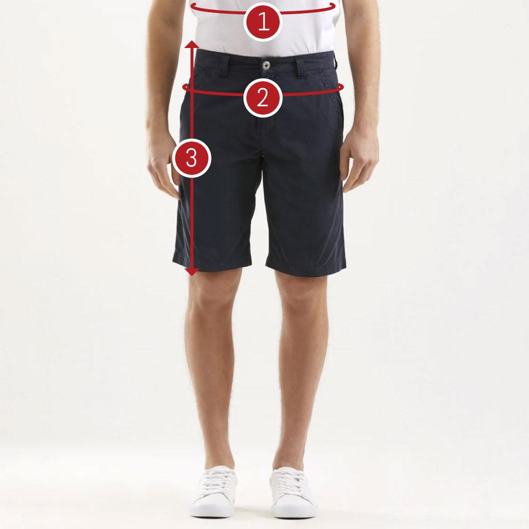 Guida taglie pantaloni